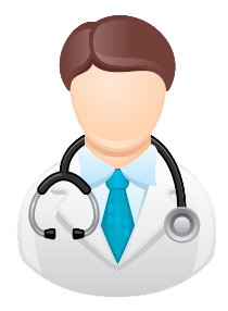 Doctor Icon no background