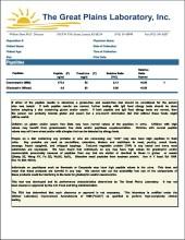 Gluten-Casein Peptide Test