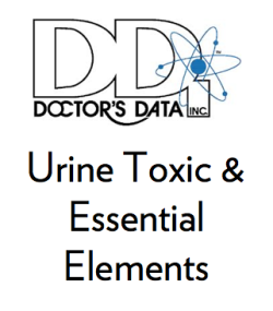 Urine Toxic & Essential elements